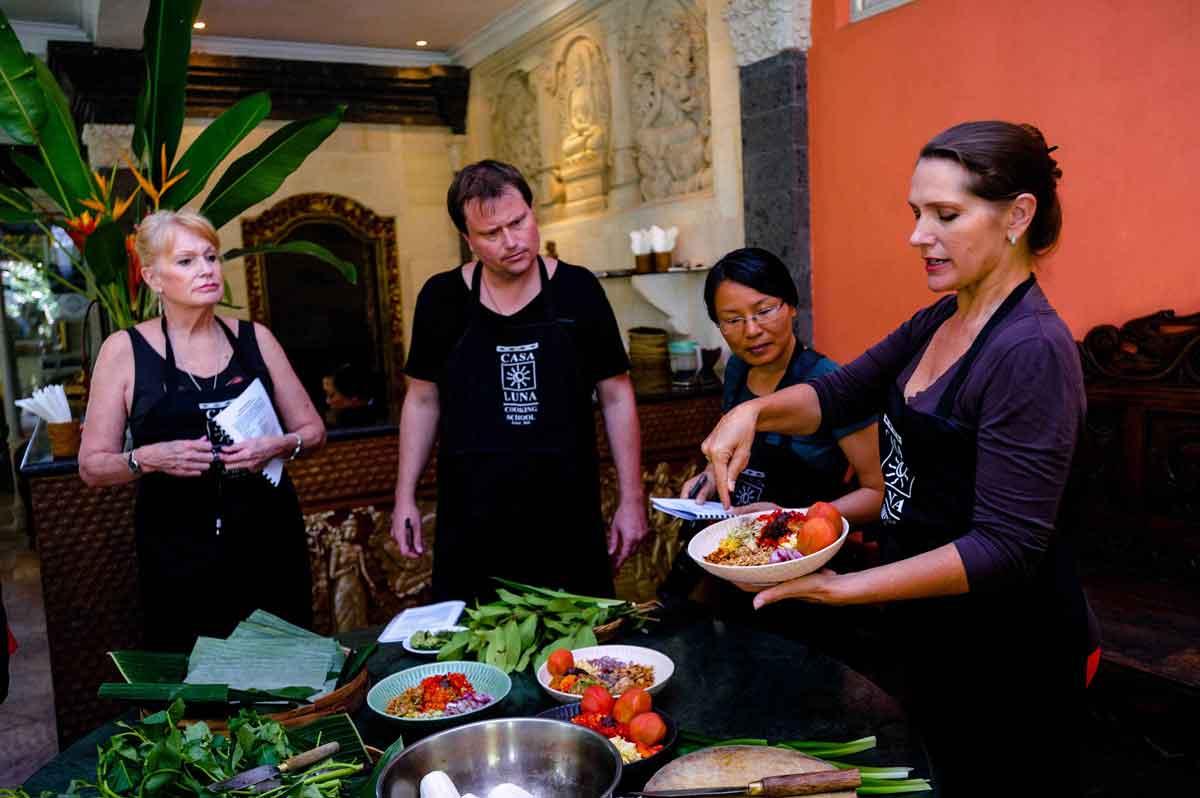 Casa Luna Cooking School Cooking Class