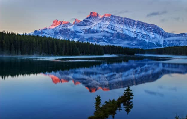 Visit Canada's National Parks For Free In 2017