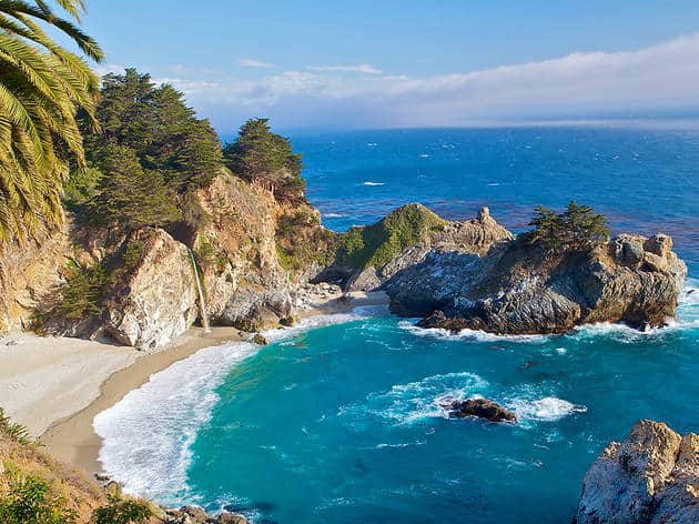 Top 5 Things To Do In Big Sur