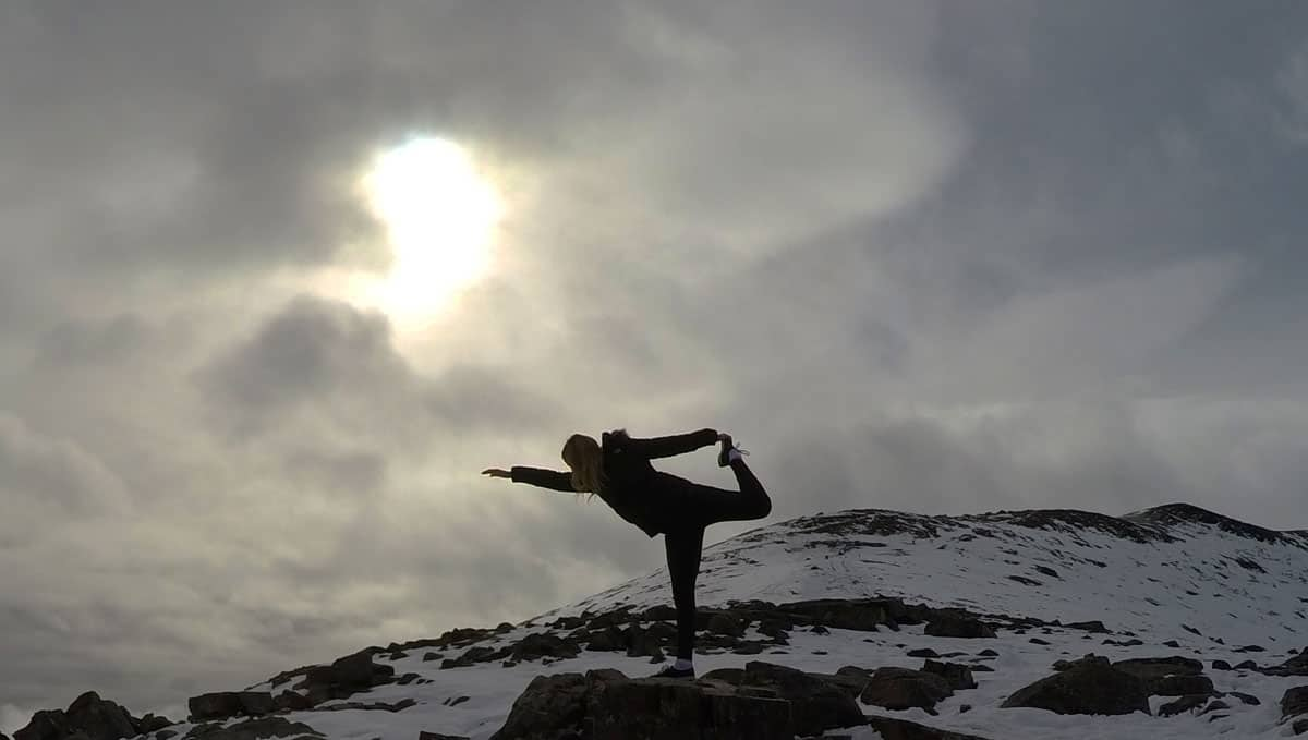 what to do in Jasper in winter
