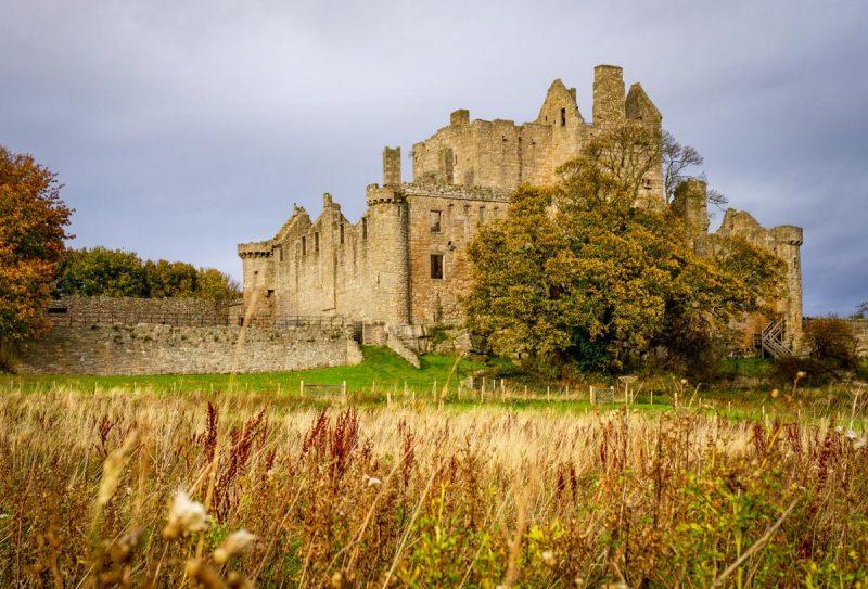 craigmillar castle edinburgh guide