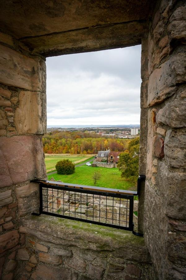 craigmillar castle edinburgh