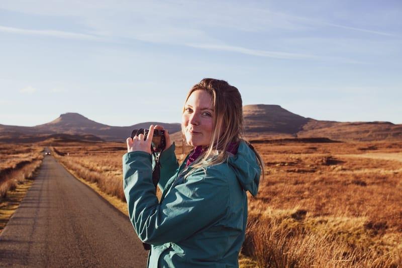 Photographing the Isle of Skye