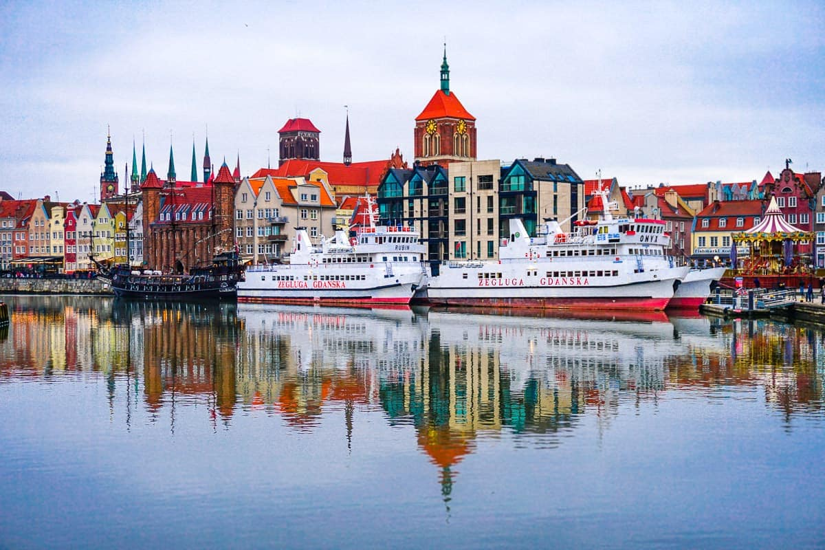 What to see in Gdansk in One Day