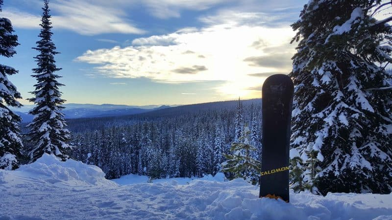 Best Big White ski runs