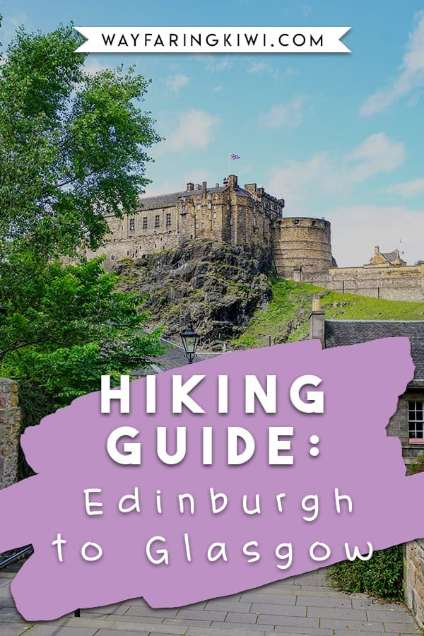 If you're looking for some Scotland hiking inspiration, you'll love my guide on hiking the Scottish National Trail. Part II goes from Edinburgh to north of Glasgow along the Union and Clyde and Forth canals. It can be walked or cycled. Don't forget to save this to your outdoors or travel board so you can find it later! Edinburgh things to do in | Best hikes in Scotland | Scotland Edinburgh | Thru hiking | Hiking trails #scottishnationaltrail #scotlandhiking #hiking