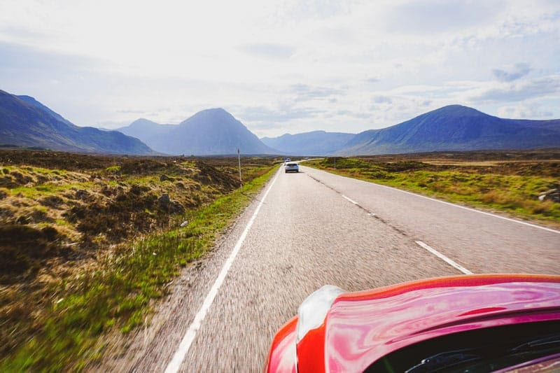 Budget car hire to travel Scotland on a budget