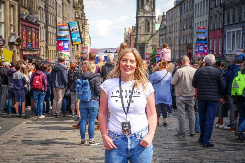 edinburgh festivals guide August