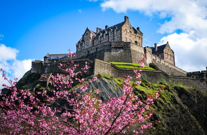 Guide to living in Edinburgh Scotland