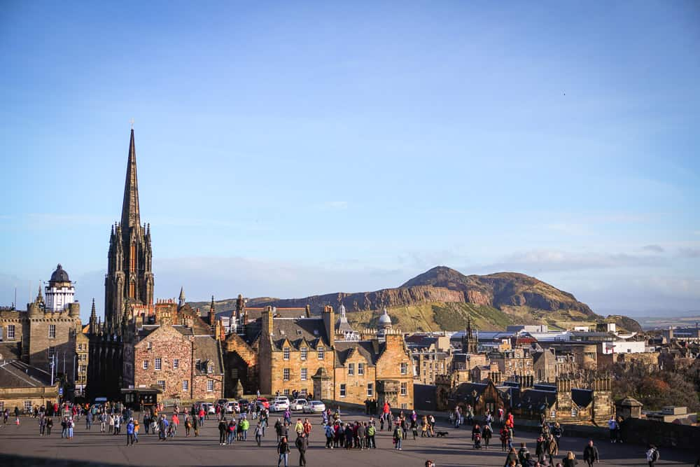 two days in Edinburgh itinerary