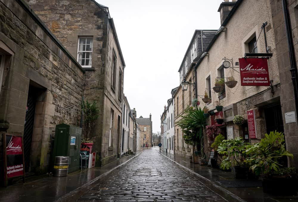 24 hours in St Andrews