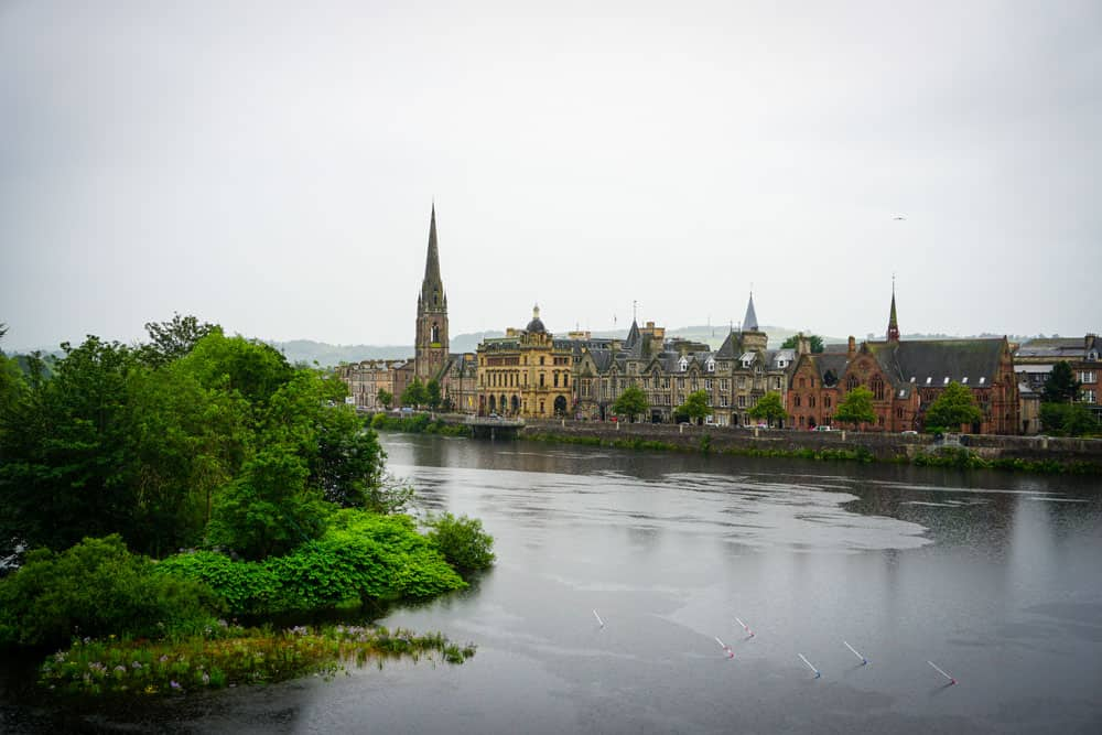 The best things to do in Perth Scotland