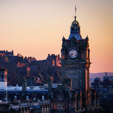 Scotland adventure travel blog