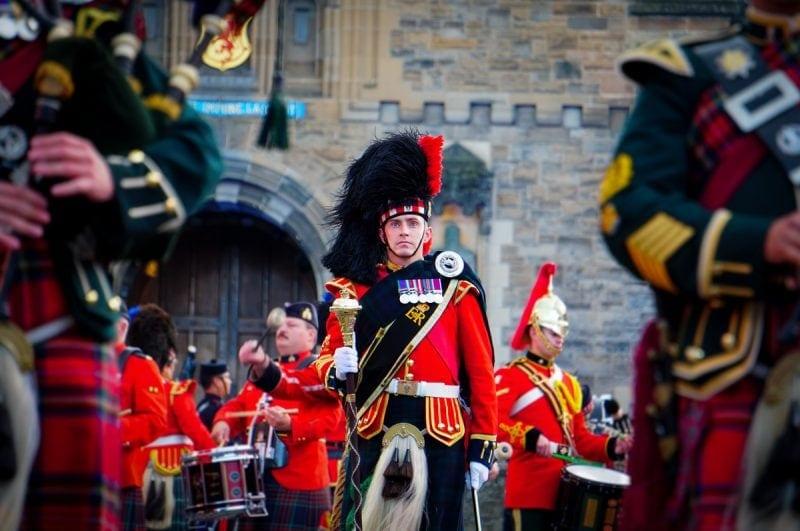 4 days in Scotland edinburgh