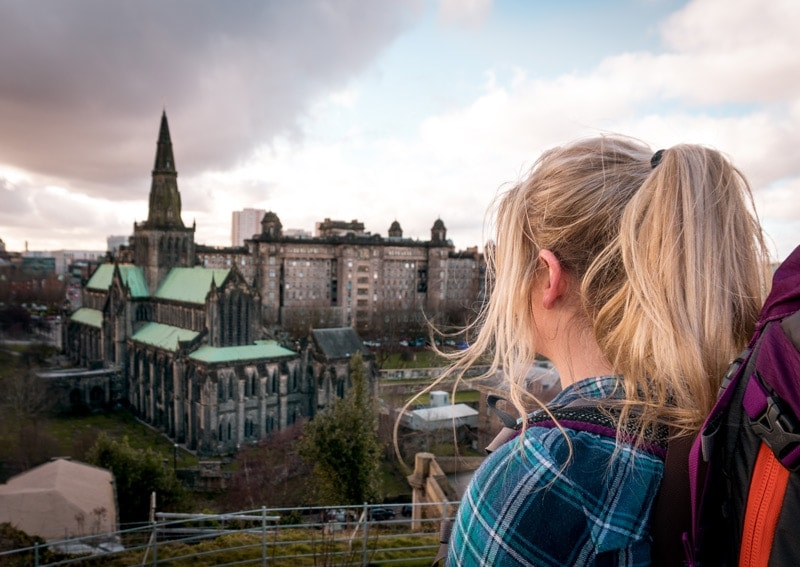 4 days in scotland itinerary glasgow cathedral