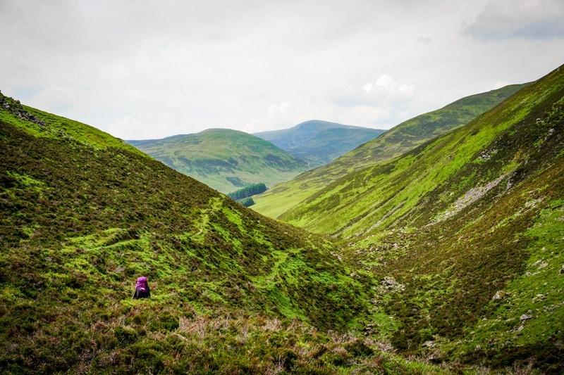 scotland hiking blog