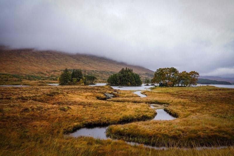 loch ossian scotland off the beaten path