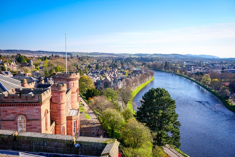 2 days in inverness