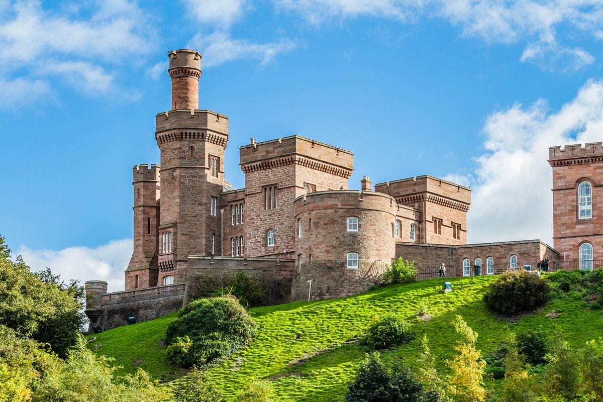 how to spend 2 days in inverness