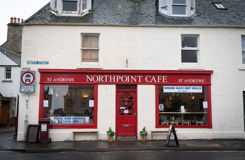 northpoint cafe - cheap places to eat in st andrews