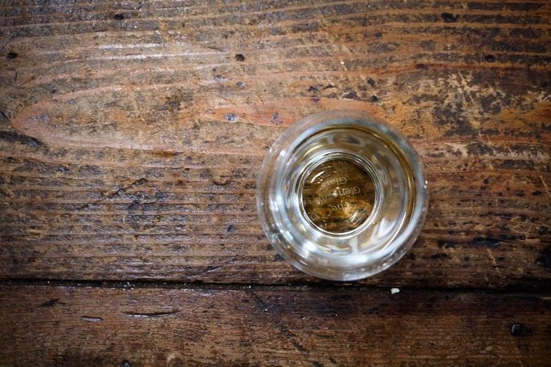 dram of whisky