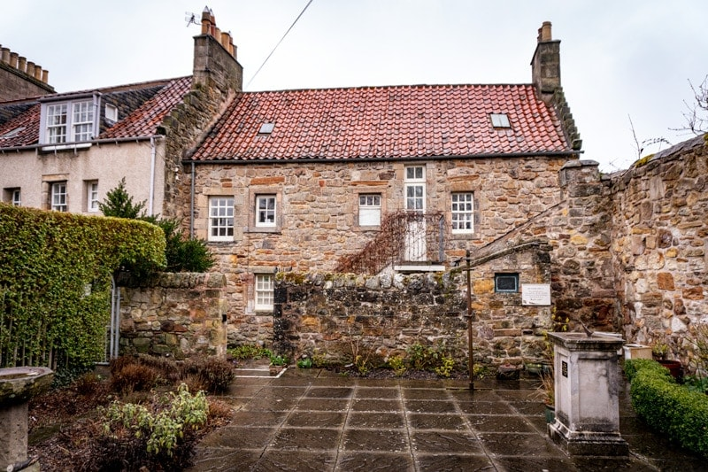 cottage in st andrews