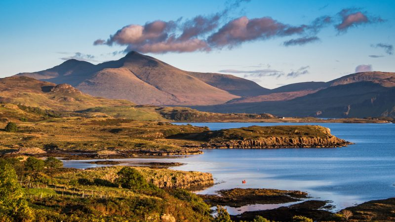 sustainable travel in scotland