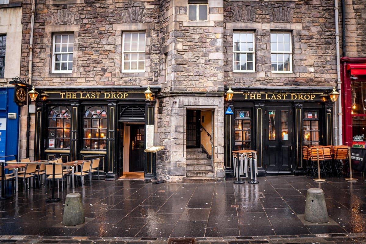 cheap pubs in edinburgh scotland
