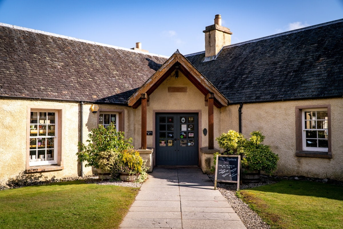 the storehouse in dingwall