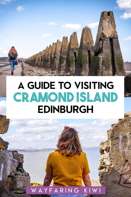 Cramond Island: The Edinburgh Island You Can Walk To
