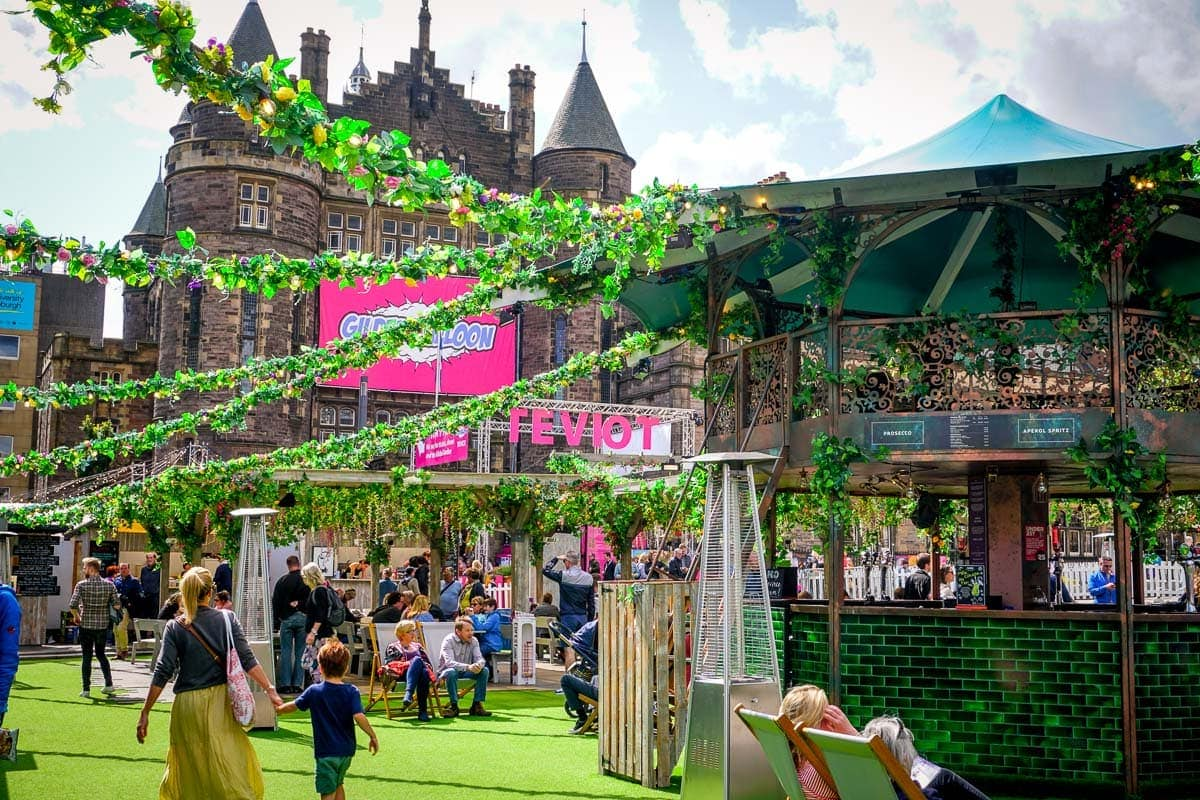 How to Spend One Day at the Edinburgh Festivals in August