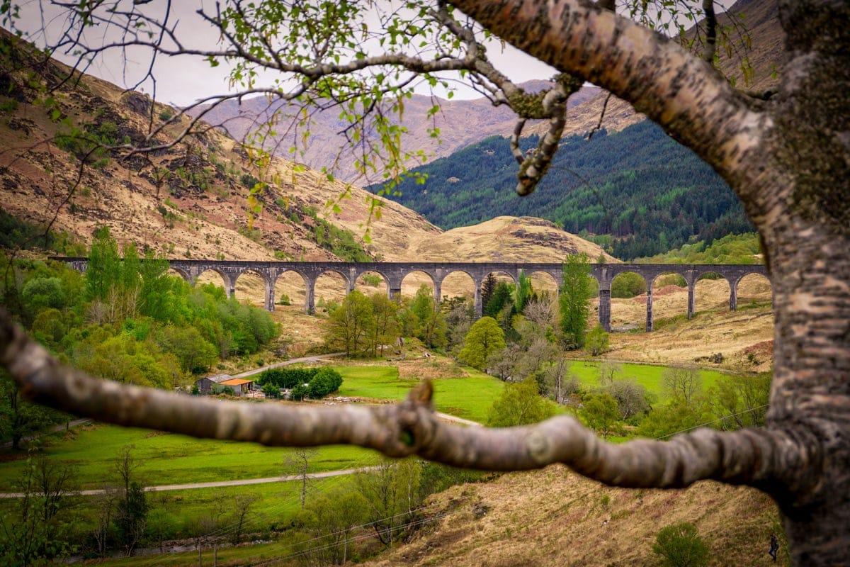 the jacobite train is on my scotland bucket list