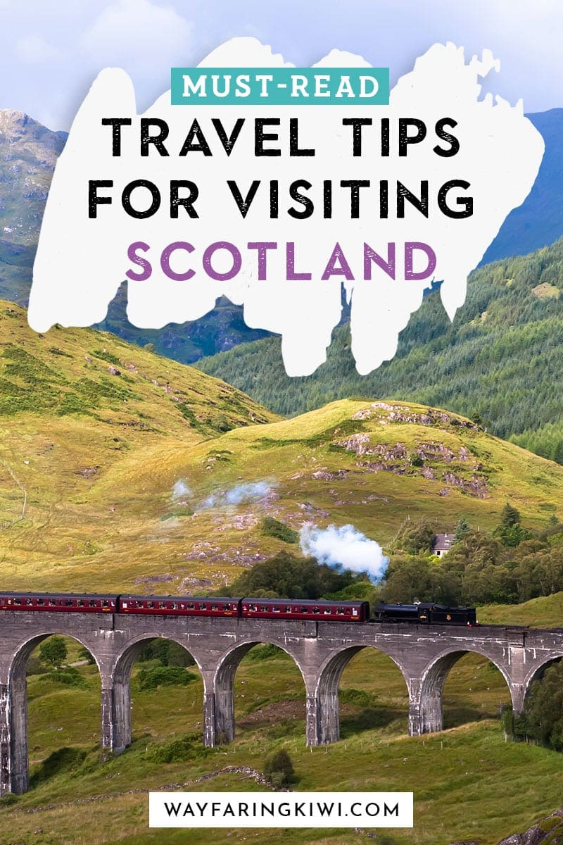 Common questions about visiting Scotland answered