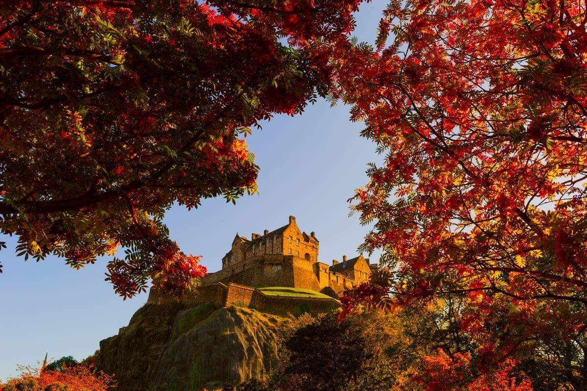 autumn breaks in scotland