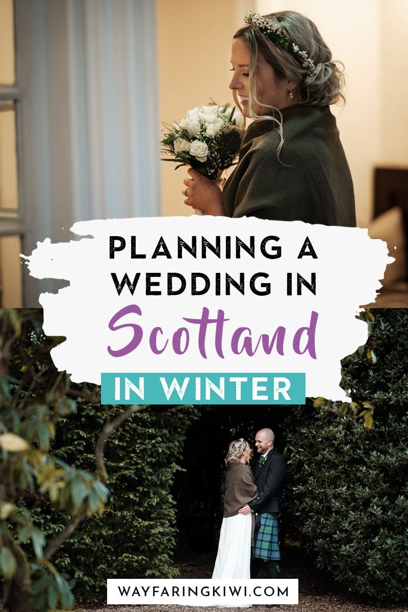 Getting Married in Scotland: My Biggest Adventure Yet
