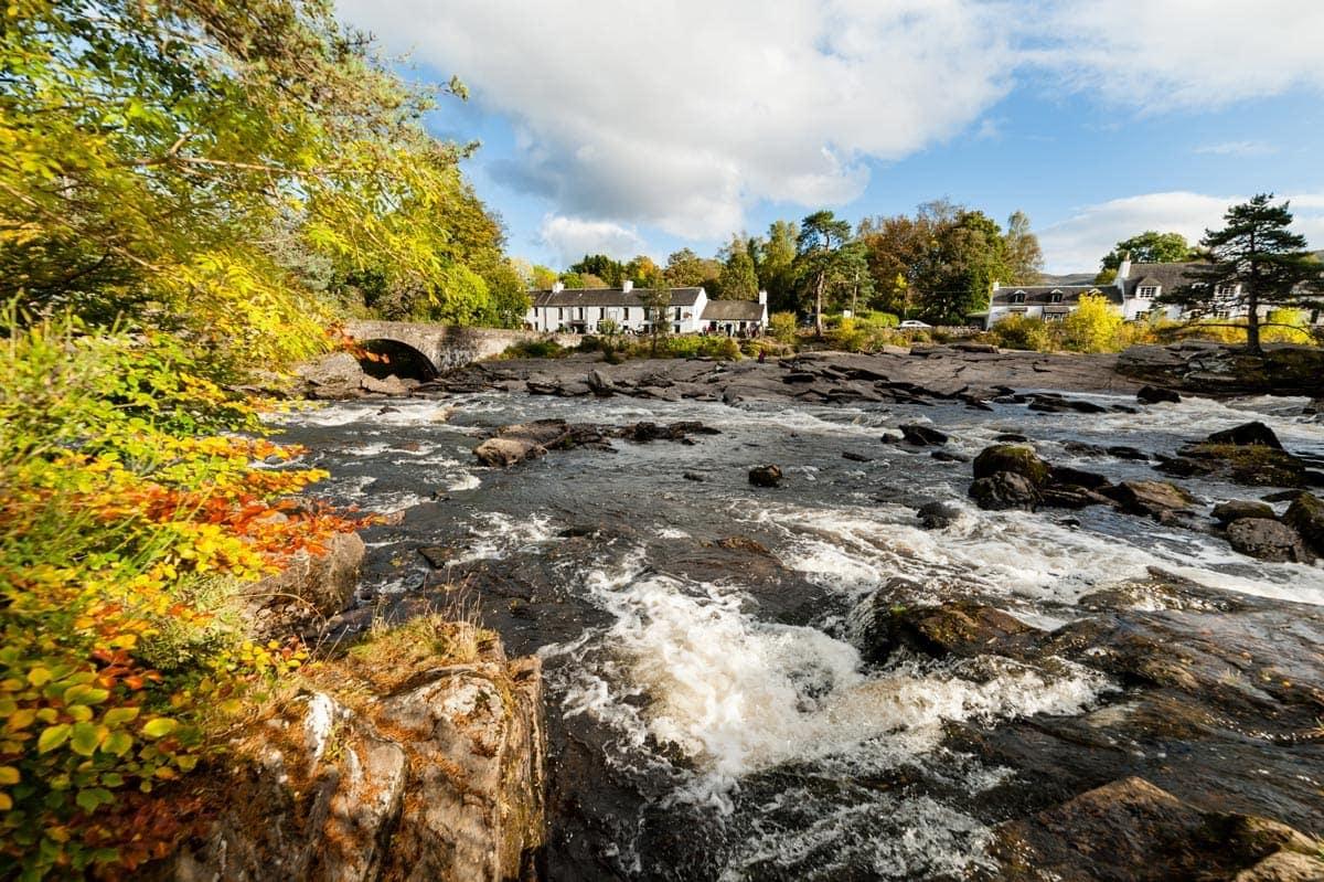 5 Amazing Autumn Breaks in Scotland