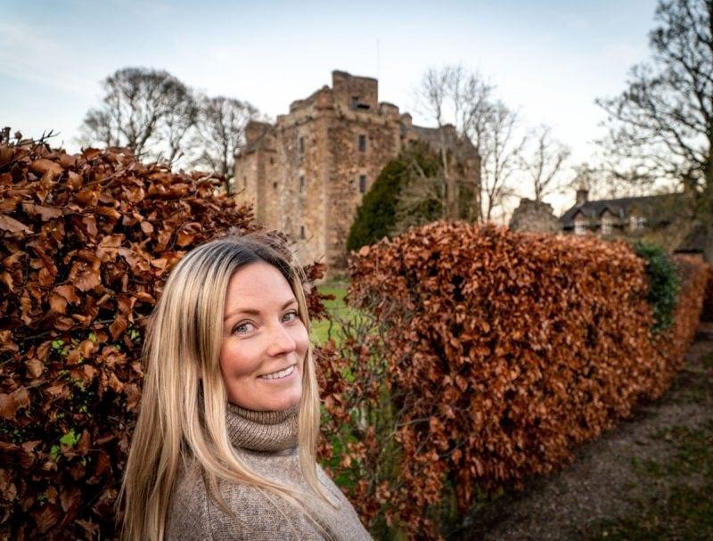 autumn breaks in scotland in perthshire