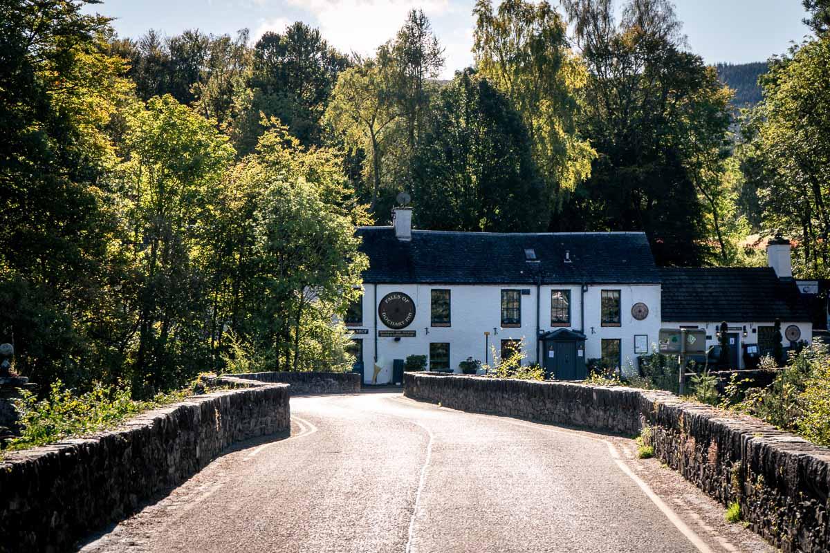 reasons to visit killin in scotland