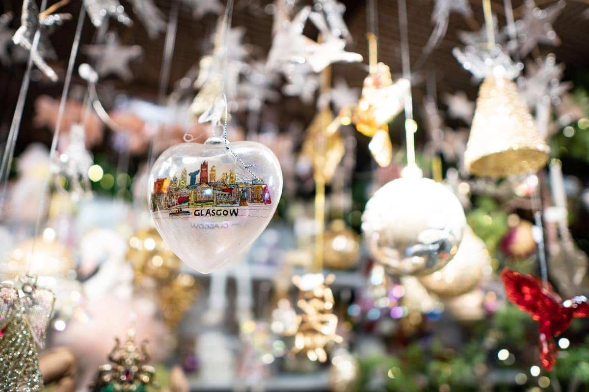 scottish themed christmas decorations