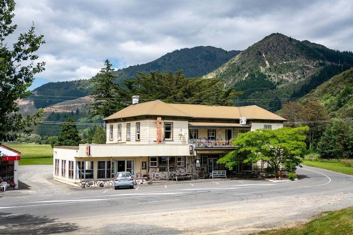 The perfect weekend in Canvastown, New Zealand
