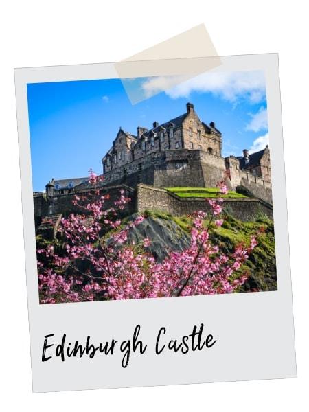 visit edinburgh castle
