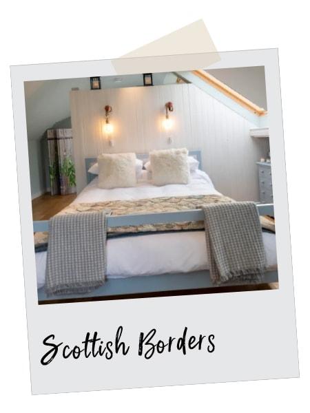 scottish borders accommodation