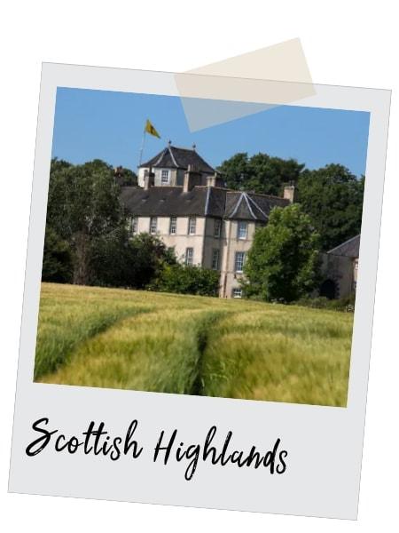 scottish highlands accommodation
