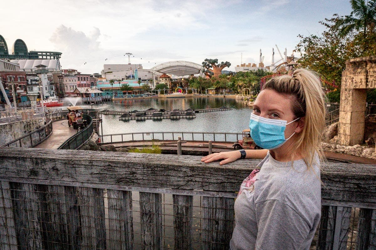 What it's like travelling the world during a pandemic