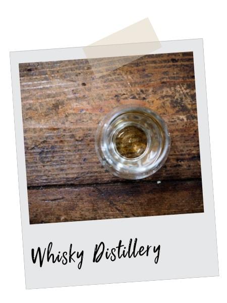 whisky distillery tour