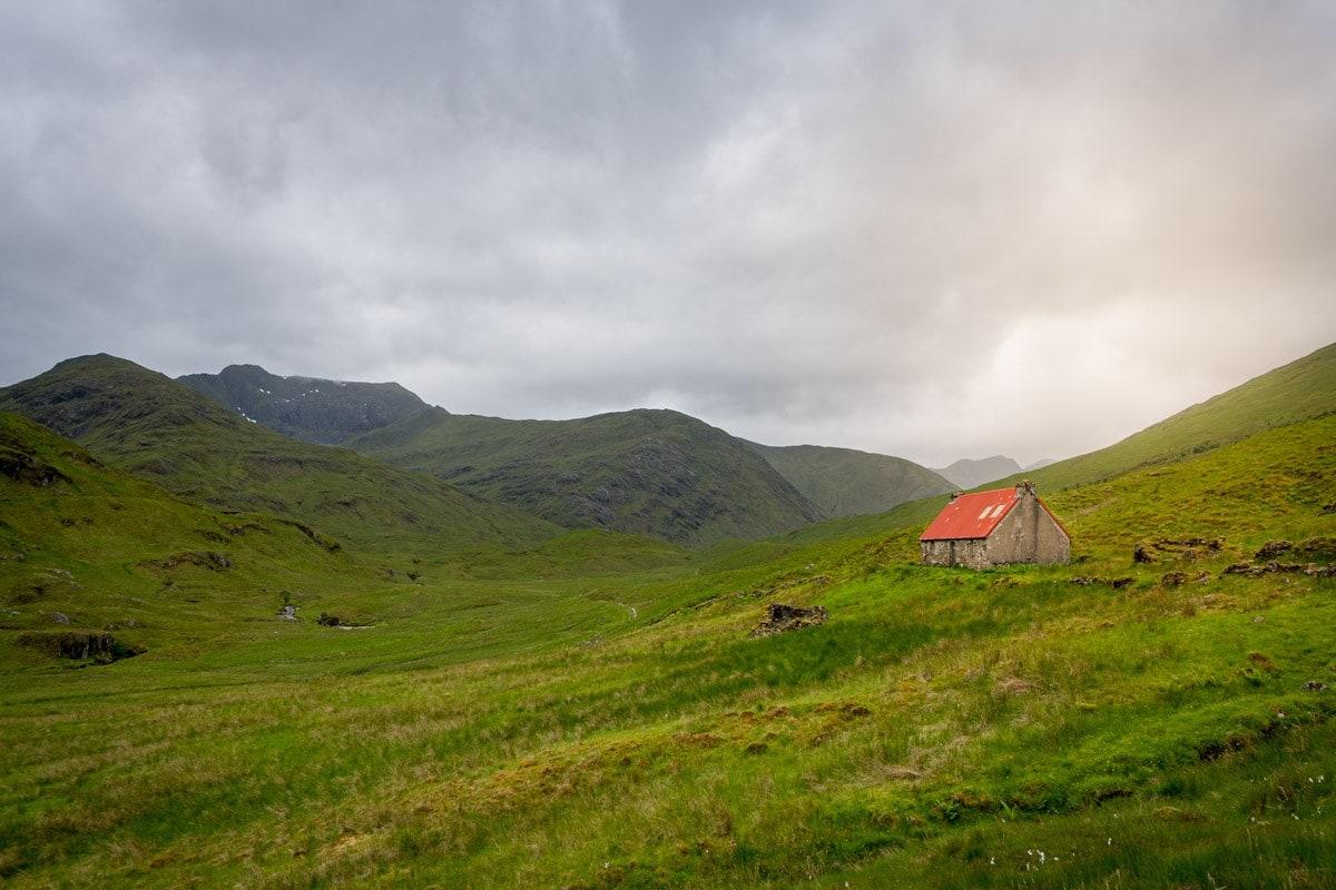 Camban bothy scotland