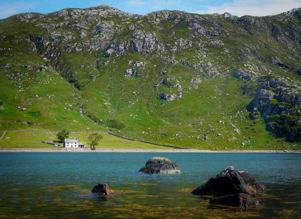 Glendhu bothy scotland