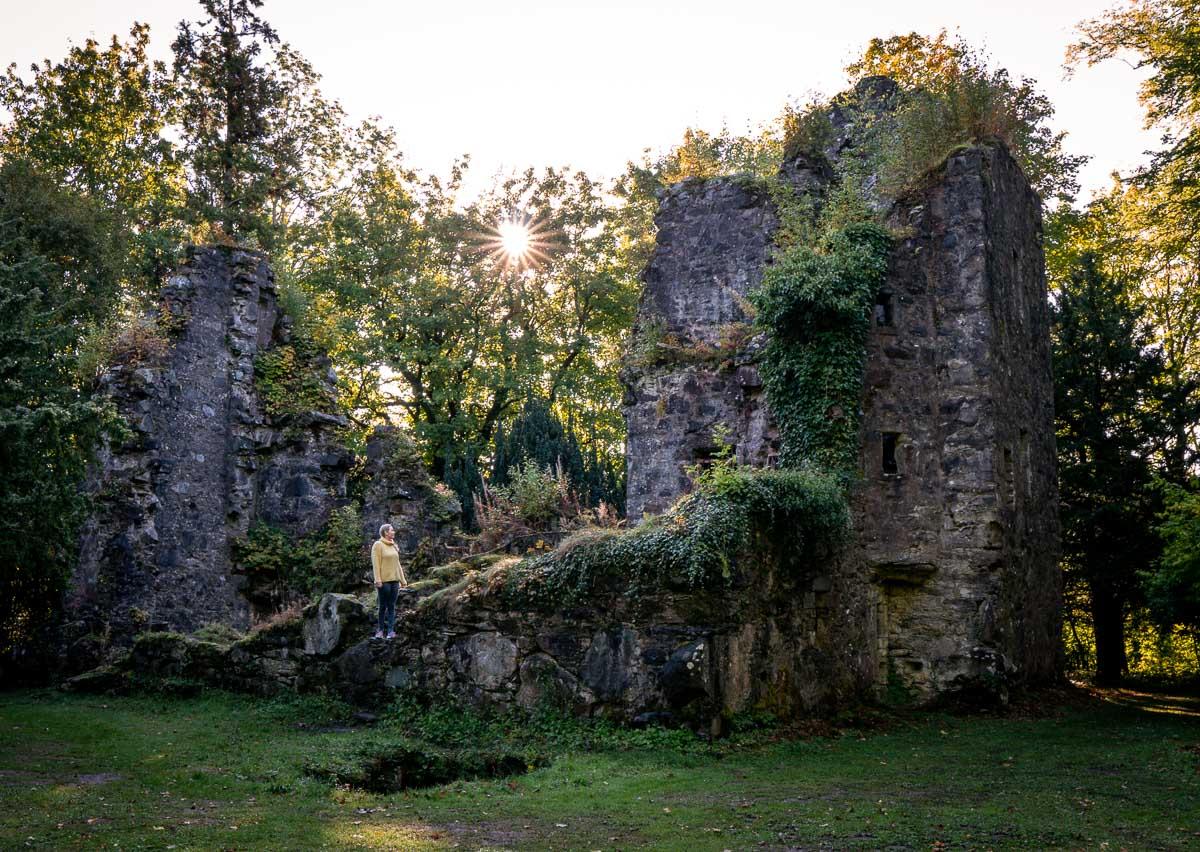 finlarig castle killin