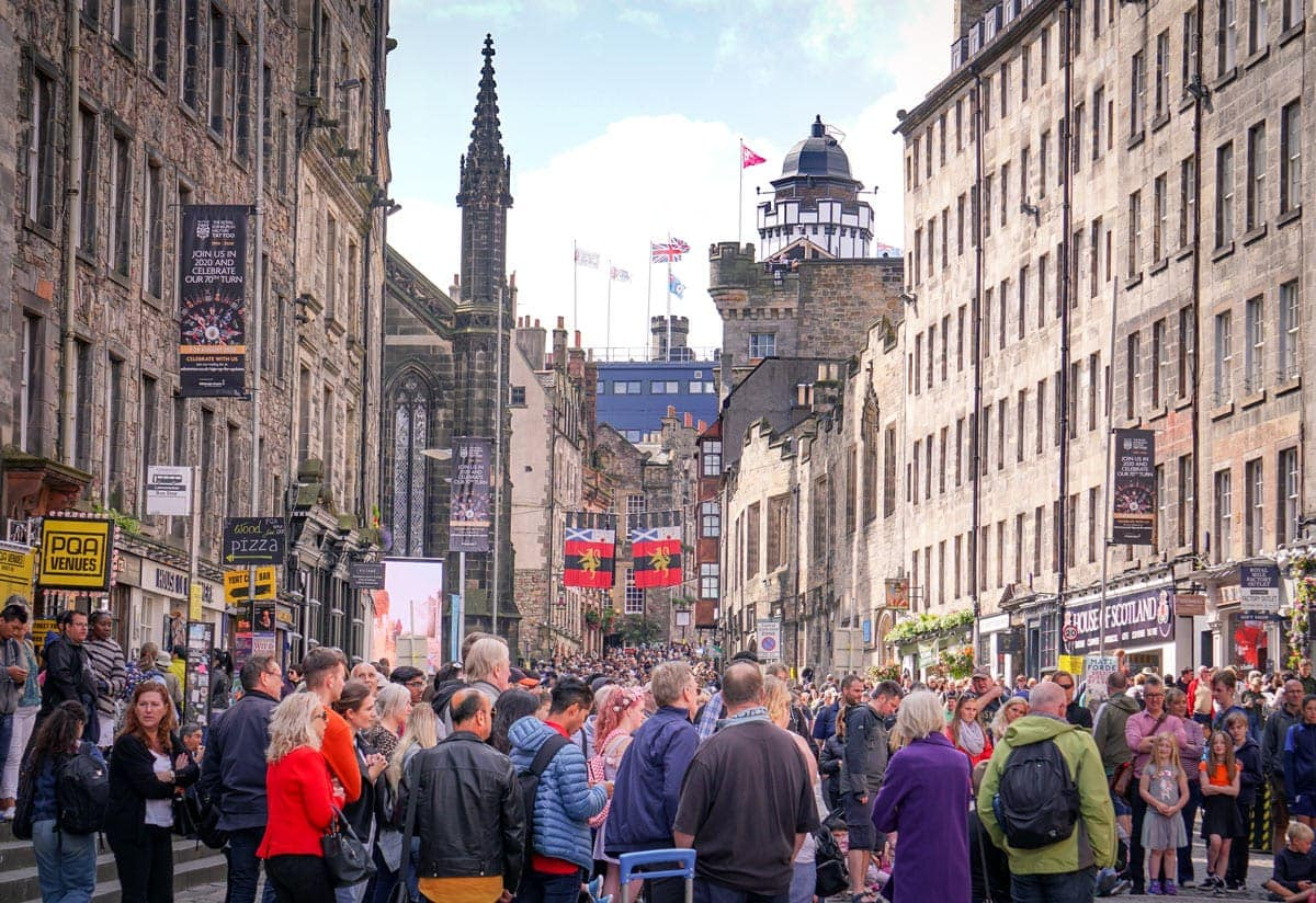 The Best Things To Do In Edinburgh