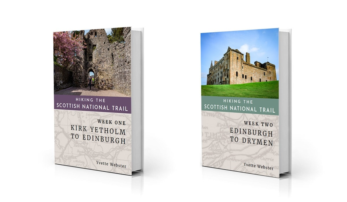 scottish national trail ebook guides